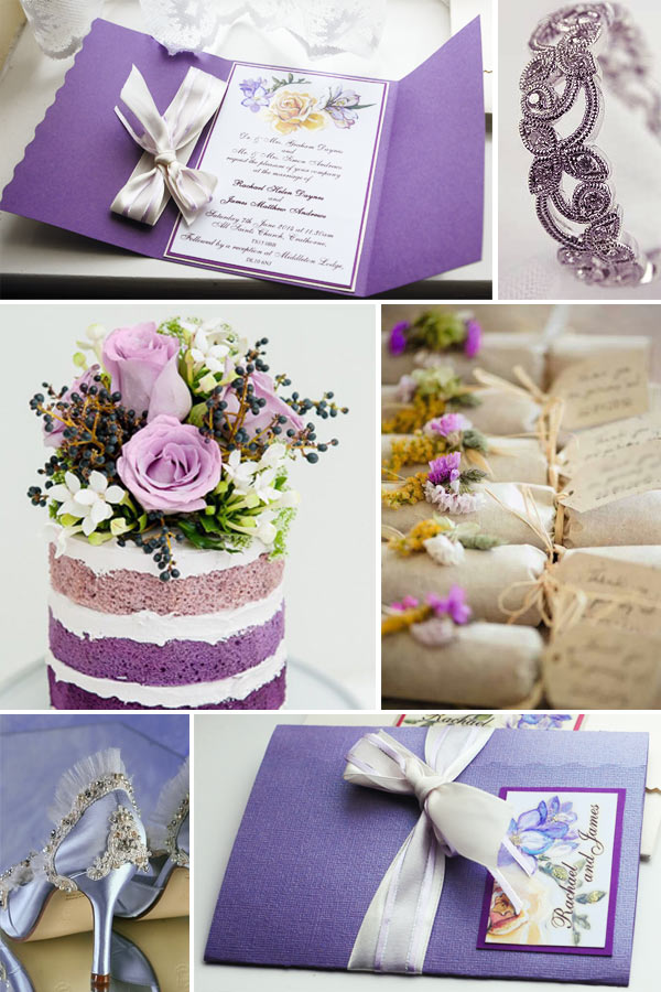 Handmade_bright_purple_wedding_invitations_glamour_diamond_silk_violet_roses_bespoke_high_quality