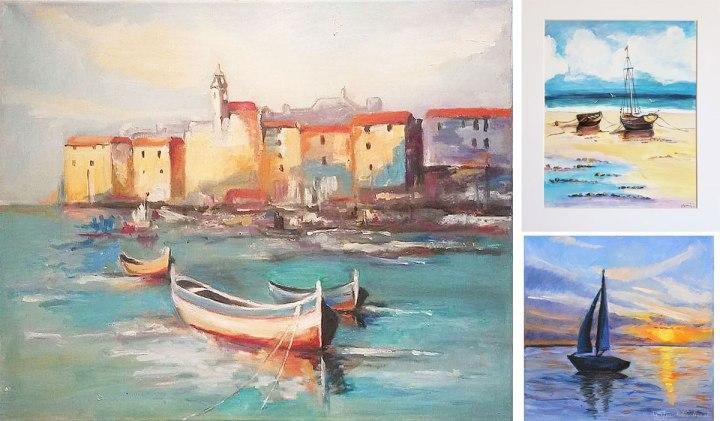 oil_painting_sunset_boat_sea_beautiful_affordable-price--beautiful-painting-seashore
