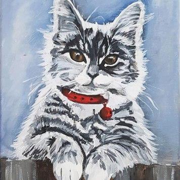 cat-pet-portrait-on-canvas-acrilyc-good-price-custom-Bath