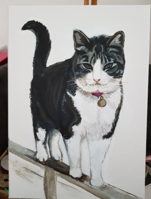 beautiful-cat-portrait-acrylic-on-canvas-beautiful-gift