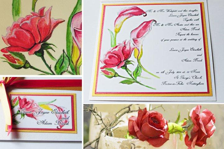 bespoke_custom_made_wedding_invitation_swindon_vintage_wiltshire_chic