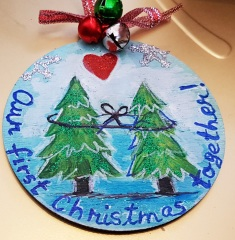 hand-painted--decorations-our-first-christmas-together--personalized-giftfor-Christmas-merry-christmas