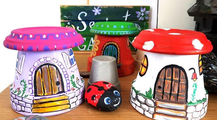 Fairy house forgardens
